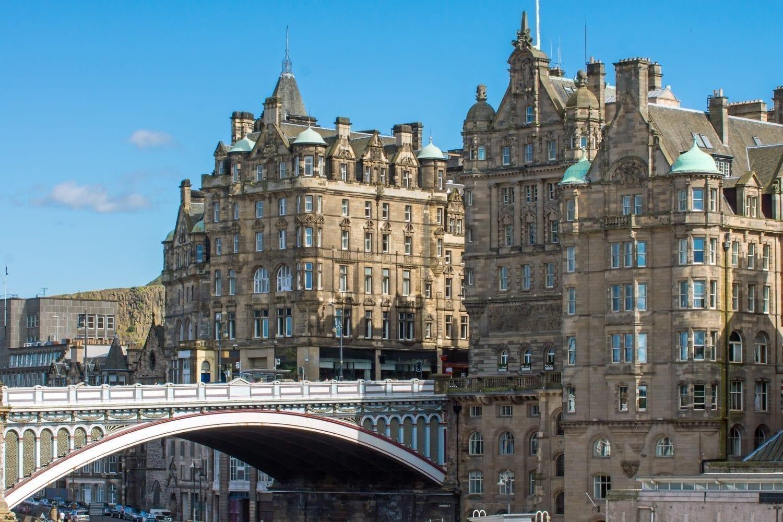 Как добраться из ньюкасла в эдинбург